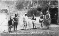 German Internees at the Wingecarribee River, Berrima NSW