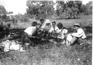 German internees on a picnic Berrima NSW