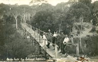 Bridge built by German Internees, Berrima NSW